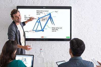 Цифрова дошка Cisco Webex Board