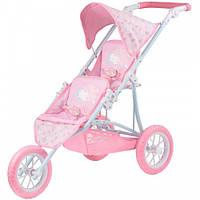 Zapf Creation Детская коляска для кукол Baby Annabell тандем