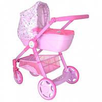 Zapf Creation Игрушечная коляска для кукол Baby Born Delux