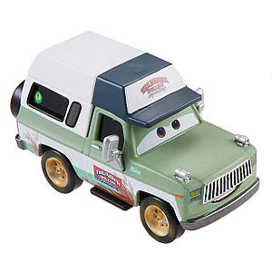 Тачки 3: Роско (Disney Pixar Cars Deluxe Roscoe) от Mattel