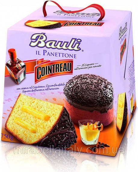 Bauli кекс с ликером