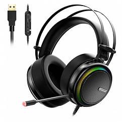 Наушники с микрофоном Tronsmart Glary Gaming Headset 7.1