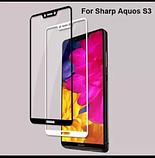 """Противоударный чехол PZOZ для Sharp Aquos S3 FS8032 / D10 (SH-D01) / 6"""" / черный / Стекла /, фото 8"""