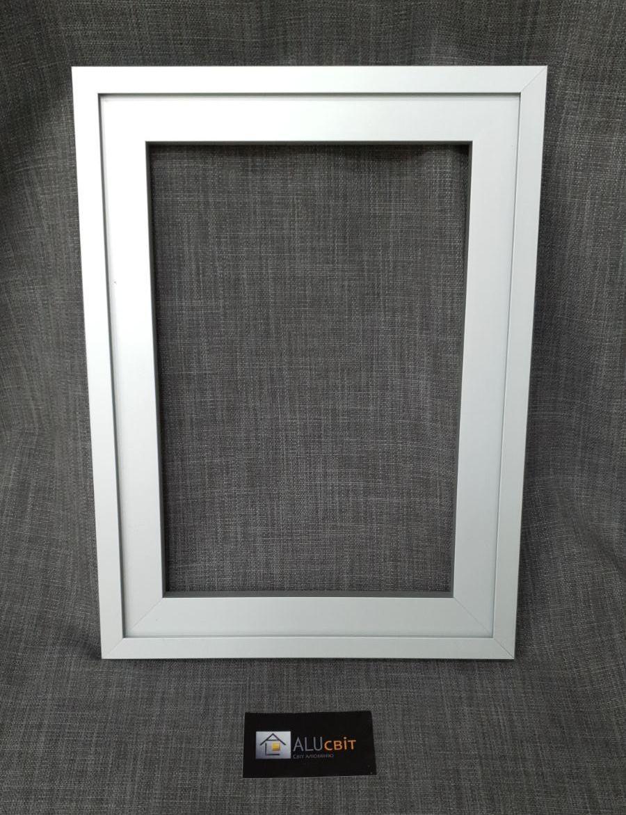 Рамки з алюмінієвого профілю Р 31