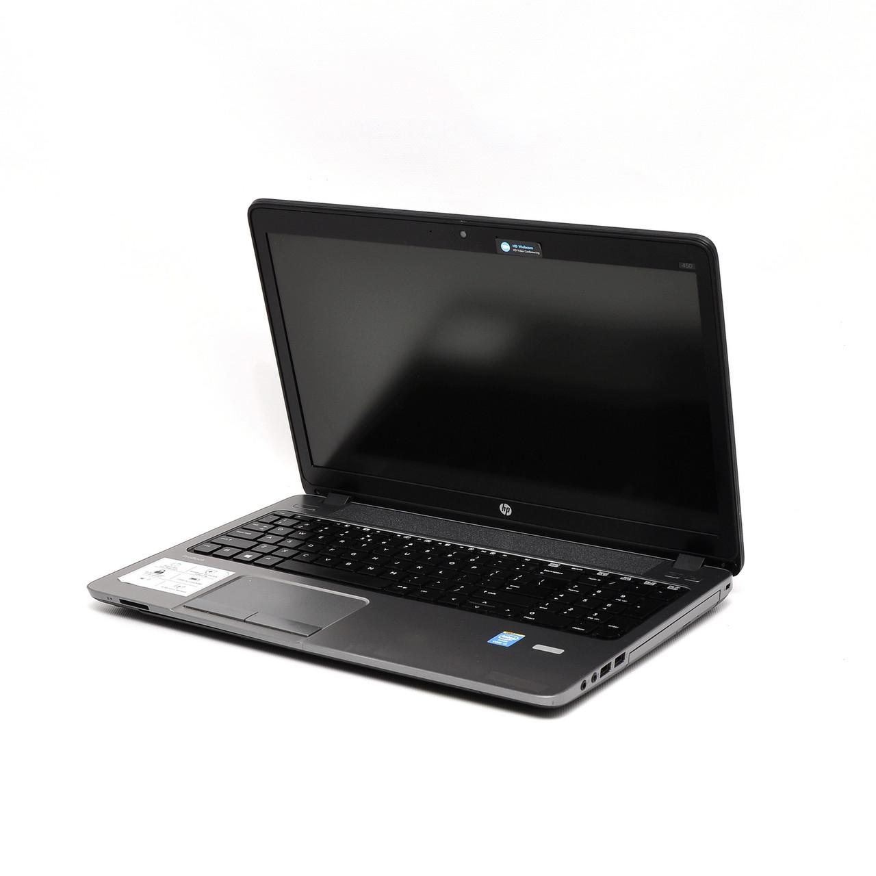 "Б/У Ноутбук    HP ProBook 450 G1 / 15.6"" / Intel Core i3-4000M / 16 RAM / 500 HDD /  Intel HD 4600"