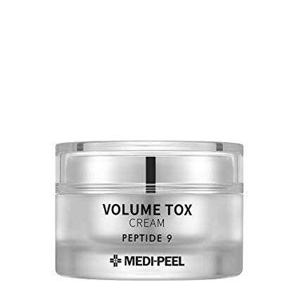 Крем с 9 пептидами для упругости кожи MEDI-PEEL Volume Tox Cream Peptide 9