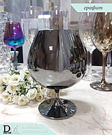 Набор бокалов для коньяка/виски/бренди Bohemia Colibri 690 ml (цвет: ГРАФИТ)