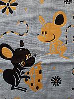 """Полотенце """"Два мышонка"""" маленькое, фото 1"""