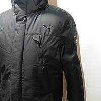 Мужская зимняя курточка в стиле Puma (размеры уточняйте)