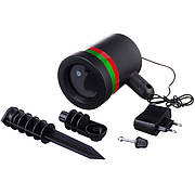 Уличный лазерный проектор Star Shower Laser Light 908