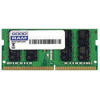 Модуль памяти для ноутбука SoDIMM DDR4 4GB 2666 MHz GOODRAM (GR2666S464L19S/4G) .