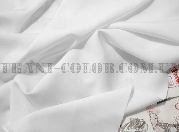 Ткань супер софт белый, фото 2