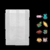 Бумажный пакет без ручек белый 310х200х50мм (ВхШхГ) 50г/м² 100шт (1199)