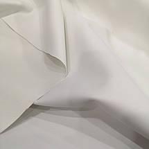 Ткань стрейч-кожа молочная, фото 2