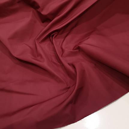 Плащевая ткань канада бордовая, фото 2