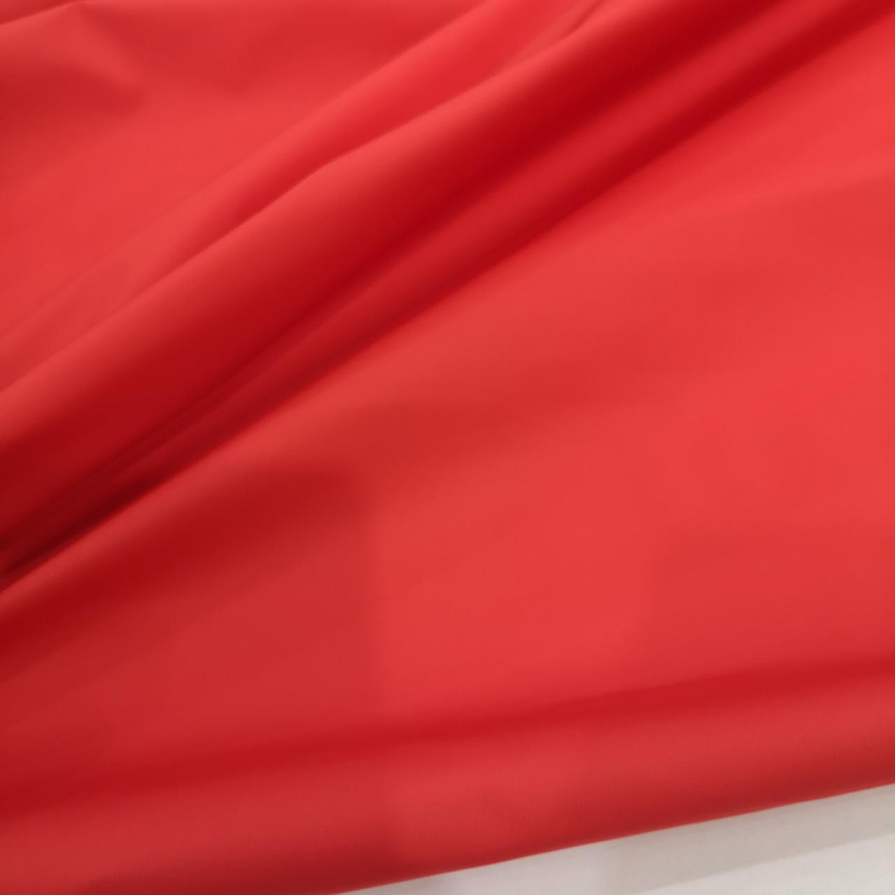 Плащевая ткань канада красная