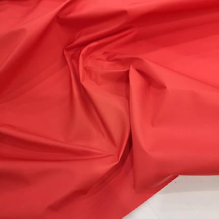 Плащевая ткань канада красная, фото 2