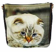 Джинсовая сумка БРИТАНЕЦ, фото 1