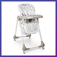 Стульчик для кормления Bambi M 3233 Lamb Beige Бемби детский стул   Стілець для годування Бембі