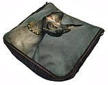 Джинсова сумка СФІНКС, фото 2