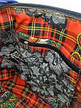 Джинсовая сумка ПОЛОСАТИК, фото 5