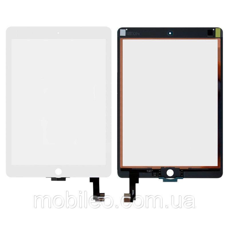 Сенсорный экран (тачскрин) планшет iPad Air 2 | 9,7 (2018) | A1893 | A1954, белый