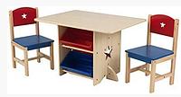 Детская мебель стол и стулья Kidkraft 26912, фото 1