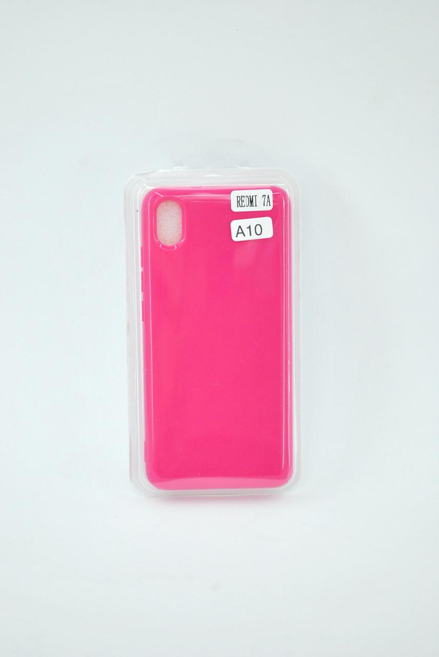 Чехол Xiaomi Redmi 8A Silicone PROFIT pink
