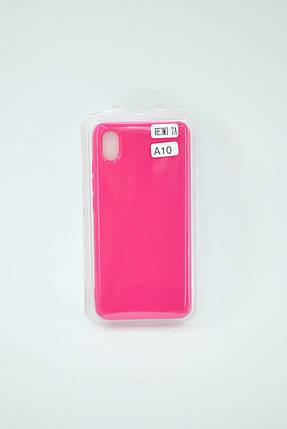 Чехол Xiaomi Redmi 8A Silicone PROFIT pink, фото 2