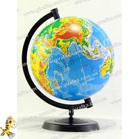 Глобус 110 мм физический