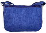Джинсова сумка АНІМЕ, фото 4