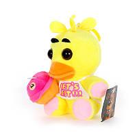 Мягкая игрушка Пять ночей с Фредди, FNaF - Чика Chica   15см