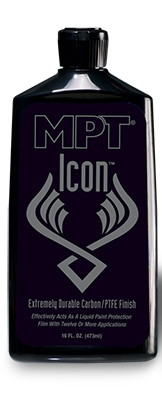 MPT ® Icon™ Extremely Durable Carbon/PTFE Finish - карбоновая полироль / защитное покрытие