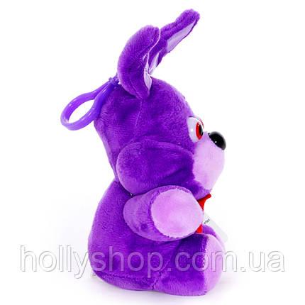 Мягкая игрушка Пять ночей с Фредди, FNaF - Бонни Bonnie 15см, фото 2