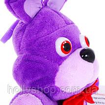 Мягкая игрушка Пять ночей с Фредди, FNaF - Бонни Bonnie 15см, фото 3