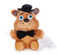 Мягкая игрушка Пять ночей с Фредди, FNaF - Фредди Freddy 15см