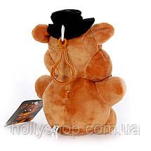 Мягкая игрушка Пять ночей с Фредди, FNaF - Фредди Freddy 15см, фото 3