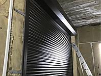 Монтаж (установка) защитных роллет,ворот,рольставен в на окна двери ,проемы ворота