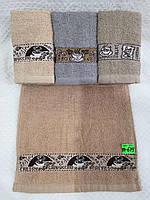 Полотенце кухонное махровое  35*70 см