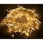"""[ОПТ] Вулична новорічна світлодіодна гірлянда """"Нитка"""" (String) на ПВХ проводі 100LED на 9 м, фото 6"""