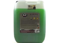 K2 Kuler -37-Антифриз 20кг зеленый (охлаждающая жидкость)