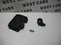 Блок управления двигателя с иммобилайзером 1,9d Peugeot Expert 1997-2006 Б/У