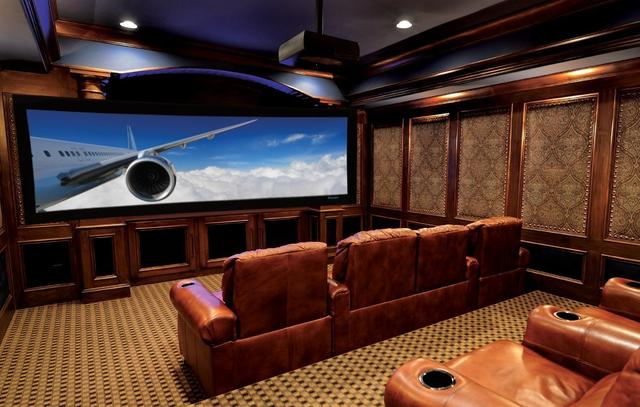 Розробка і проектування персонального домашнього кінозалу