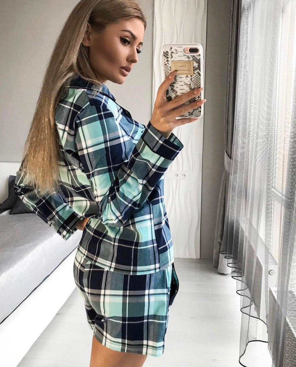 Пижама zak S Синий ZAK21BS