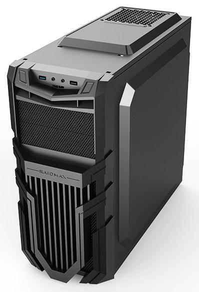 Игровой компьютер 8-ядер < Джедай > 3.3/16/SSD-480/GF 1050 ti 4Gb