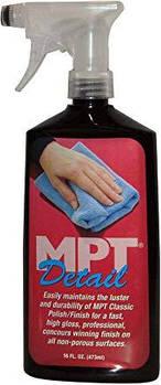 MPT ® Detail - средство для чистки гладких поверхностей