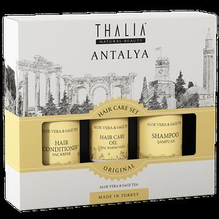 Подарунковий набір для догляду за волоссям Akten CosmeticsThalia Анталія 100/50/100 мл (3648013)