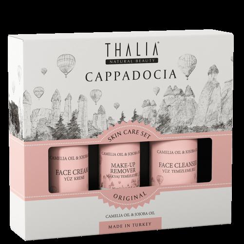 Подарунковий набір для догляду за обличчям Akten Cosmetics Thalia Каппадокія 50/50/100 мл (3648014)