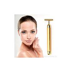Ионный массажер для омолаживания кожи лица Energy Beauty Bar, массаж для лица, фото 3