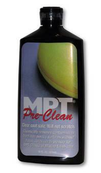 MPT ® Pre-Clean - средство для чистки гладких поверхностей